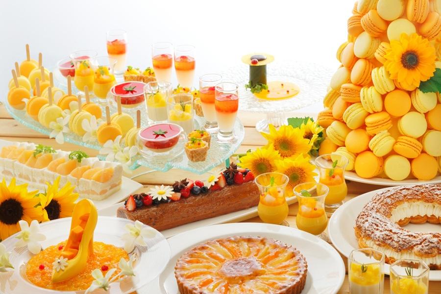 7月15日にスタートする京都センチュリーホテルの『スーパーサマースイーツビュッフェ』