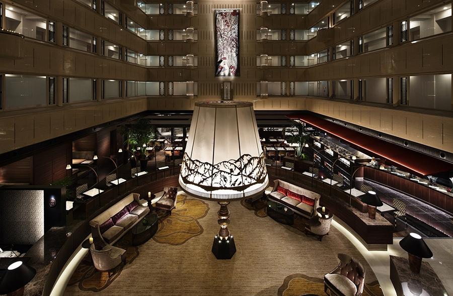会場は京都センチュリーホテル2階の「オールデイダイニング ラジョウ」