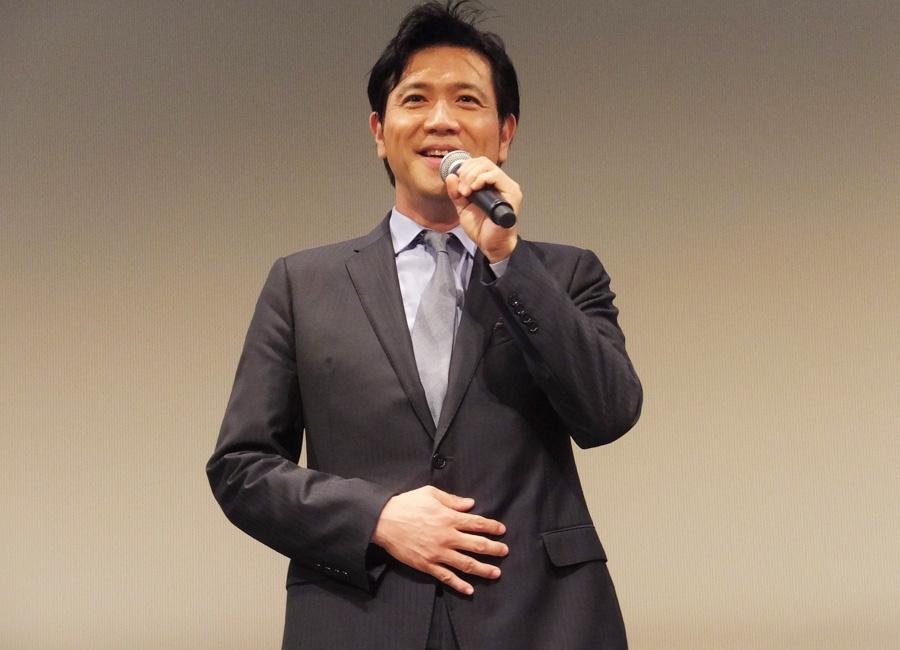『ショートショートフィルムフェスティバル&アジア大阪2015』に登場した、発起人の別所哲也