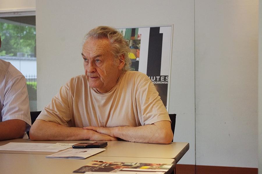 世界三大映画祭の主要賞を制覇したポーランドの巨匠、イエジー・スコリモフスキ監督