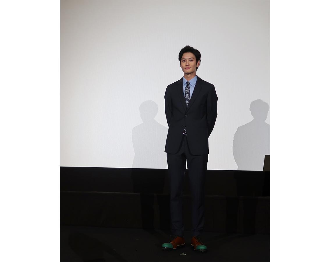 記念すべき、1人での舞台挨拶を大阪で初体験!