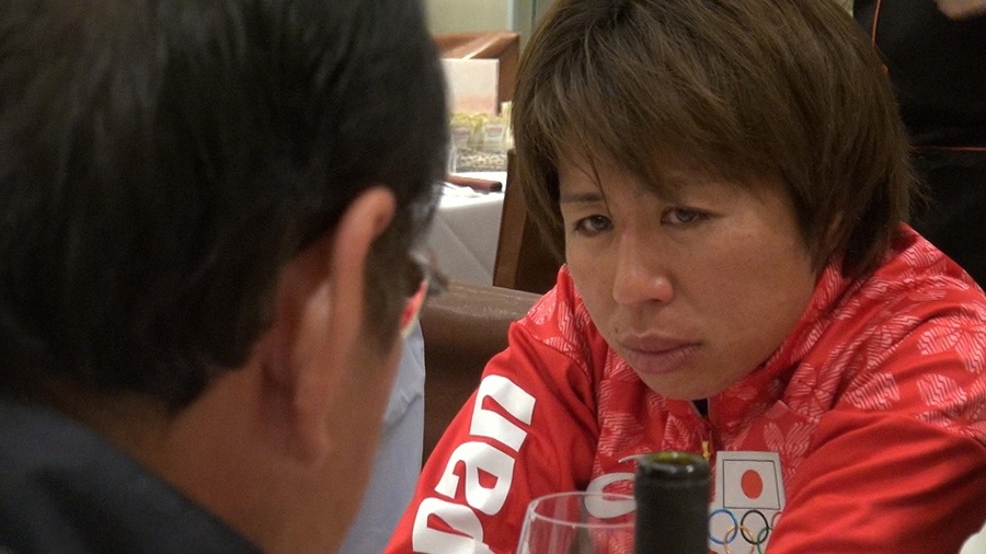 五輪直前の6月に右足を故障、満足な調整ができなかった福士加代子