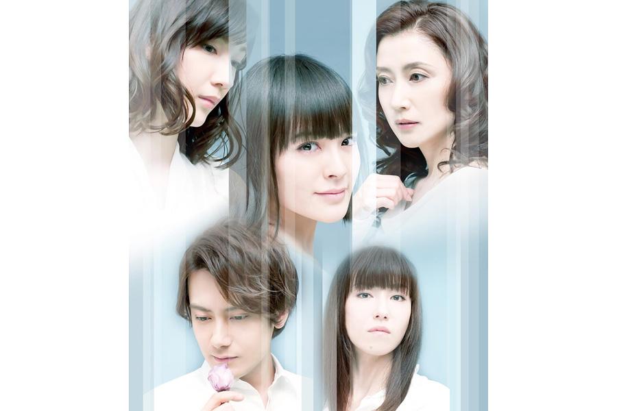 日本少女マンガ史に燦然と輝く演劇大河ドラマ『ガラスの仮面』メインビジュアル