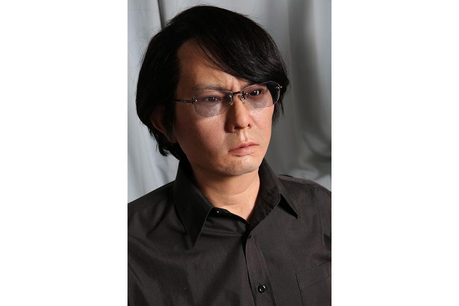 本講義の講師・石黒浩大阪大学教授 提供:大阪大学