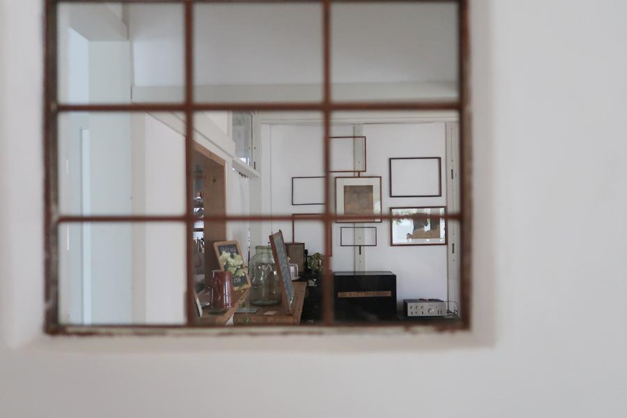 飾られた雑貨などもかわいく、思わず写真を撮りたくなる空間に