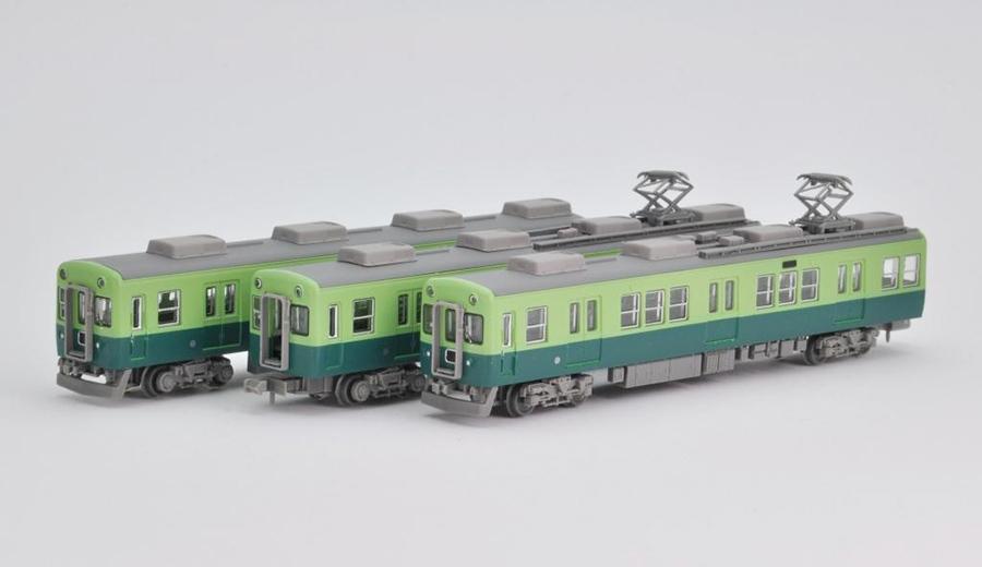 京阪電車2600系Bセット(一般色・二次車3両セット)