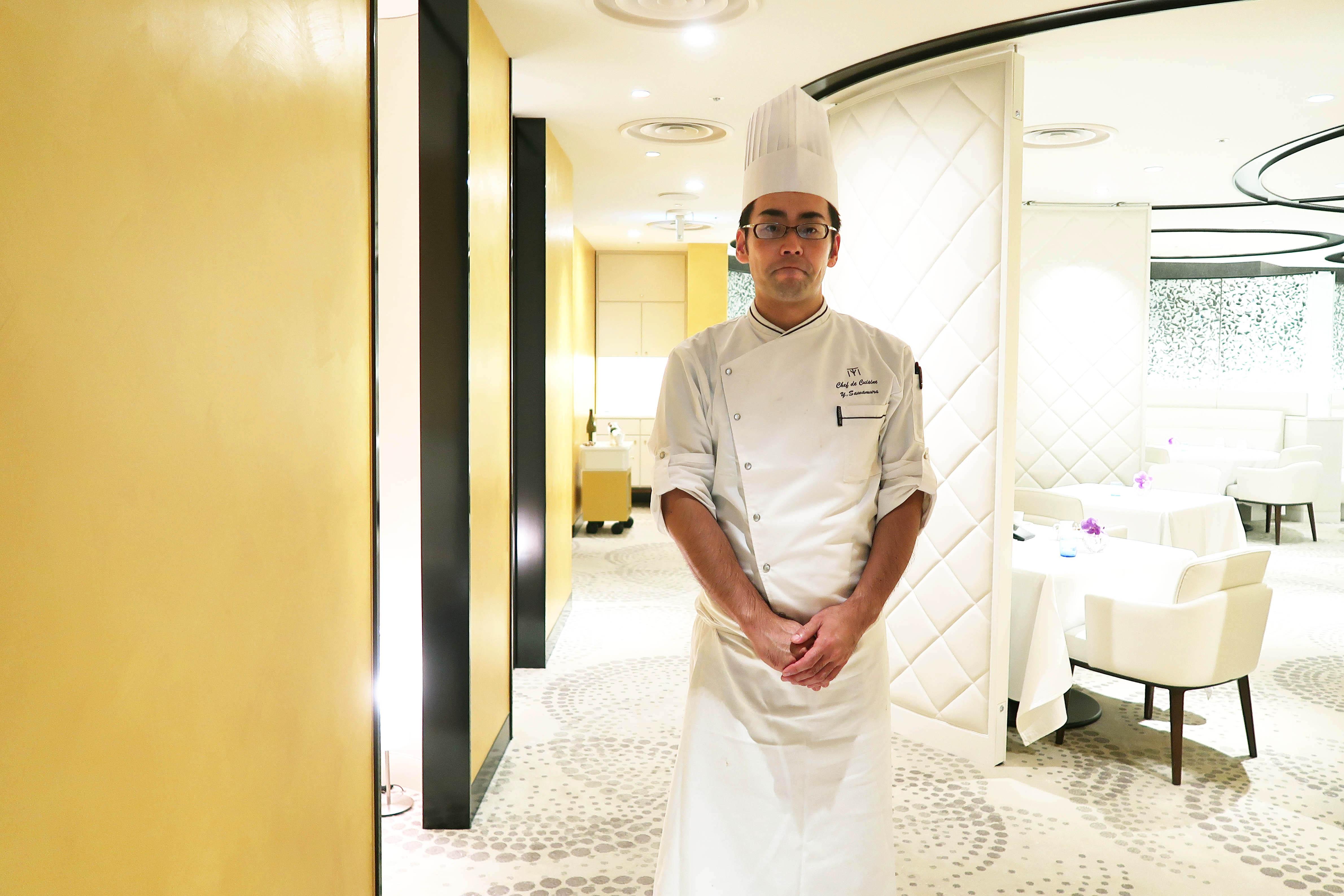 澤村裕二シェフが料理を担当。「食材に関する感謝など、吉野シェフの精神を伝えていきたい」