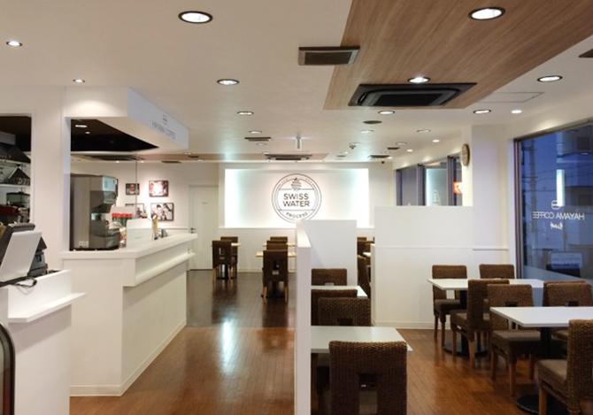 東大阪の「JR鴻池新田駅」前にオープンするカフェインレスコーヒー専門店