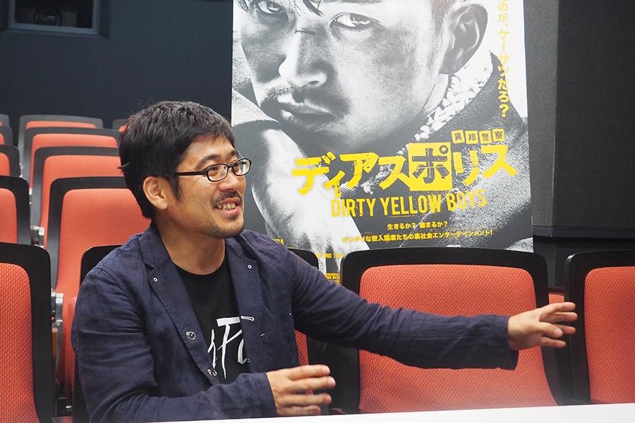 「自分のニューシネマを撮ってやろう」と語った熊切和嘉監督