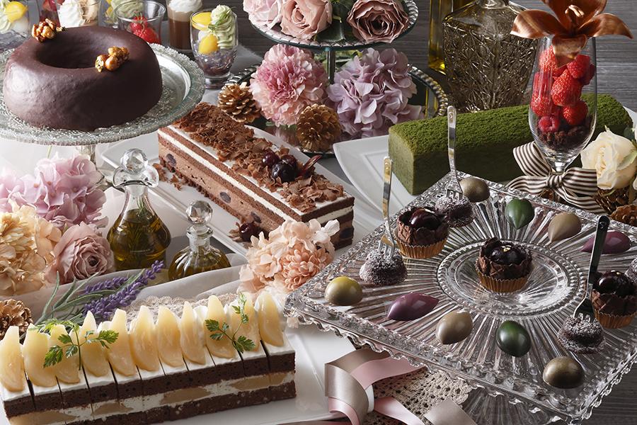 京都センチュリーホテルの『CHOCOLAT Premium Desserts Buffet -ショコラプレミアムデザートビュッフェ-』