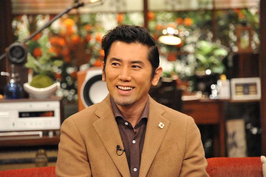 『さんまのまんま』の秋スペシャルにゲスト出演した俳優・本木雅弘