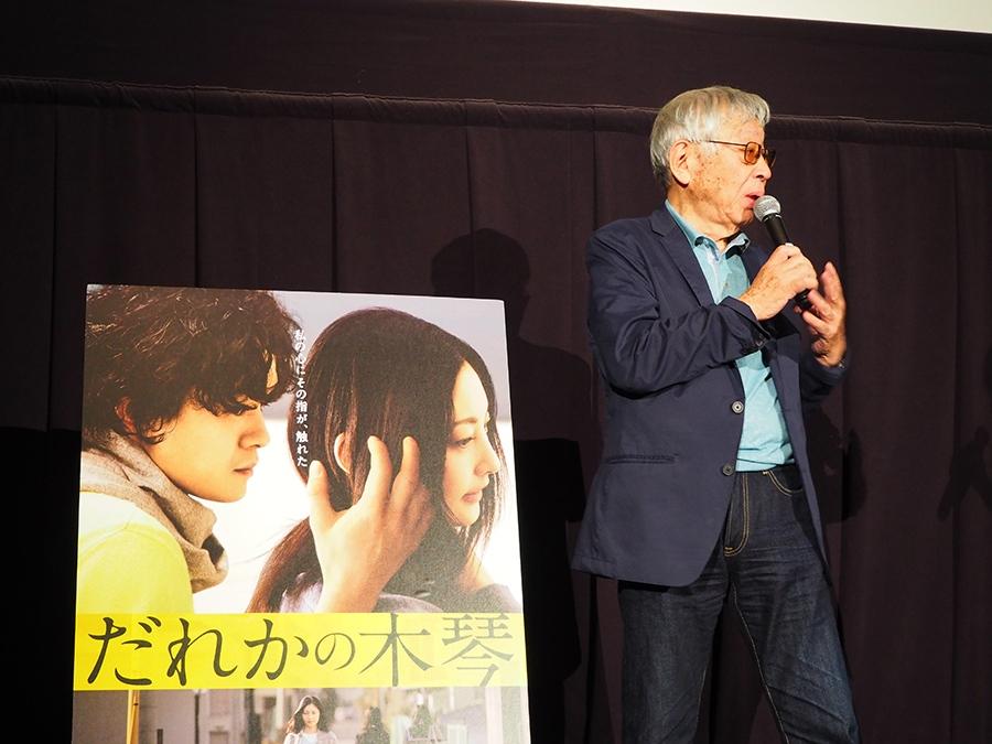俳優・池松壮亮の演技を「1回ごとに違う。僕はそれが楽しみ」と語った東陽一監督