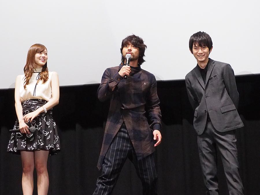 突如、観客から「山田くーーん」と声がかかり、「おっどうした。限界がきたんですか」と答える山田