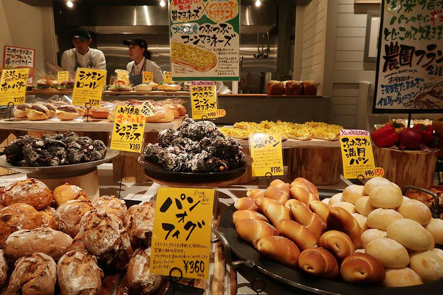 日本各地のおいしい食材を使って作るサンドに注目、「やまびこべーカリー」