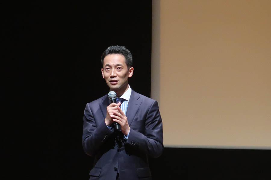 山田氏はカロリー制限などのダイエットよりも体重を管理する上で効果的でもあることを説明