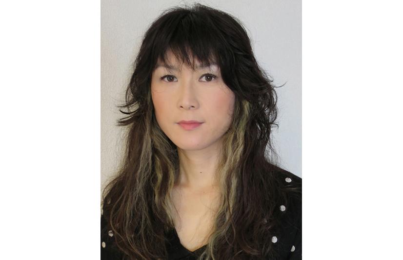 『岡山芸術交流2016』パブリックプログラム ディレクターの木ノ下智恵子さん。淀屋橋の「アートエリアB1」で開催の『鐵道芸術祭』など、さまざまなアートプロジェクトを企画、運営する。