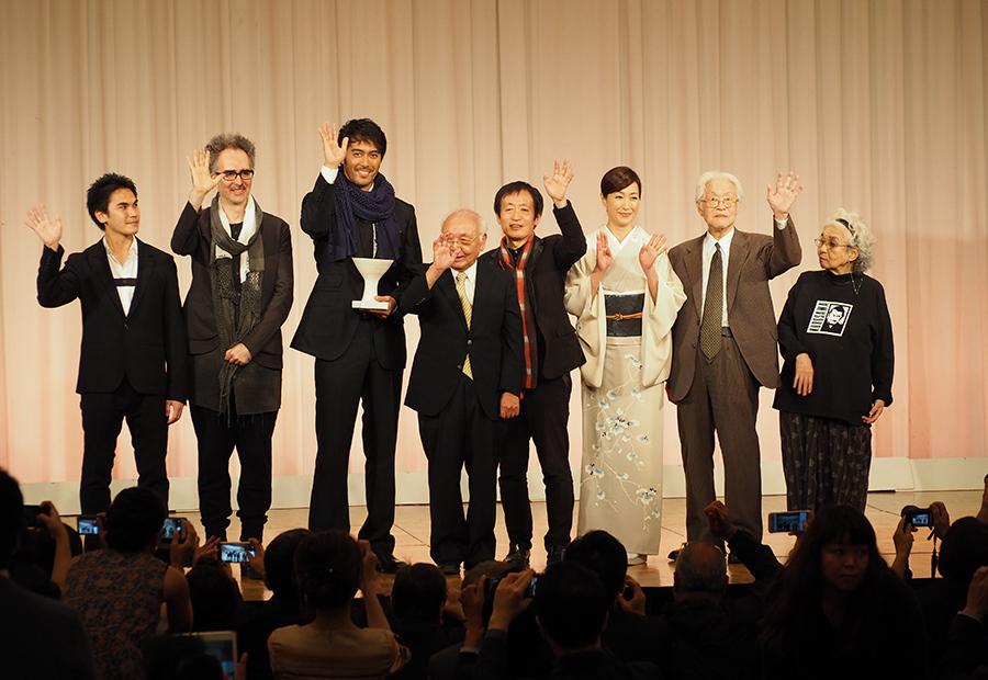 「京都国際映画祭」クロージングセレモニーには女優・高島礼子の姿も(16日・京都ホテルオークラ)