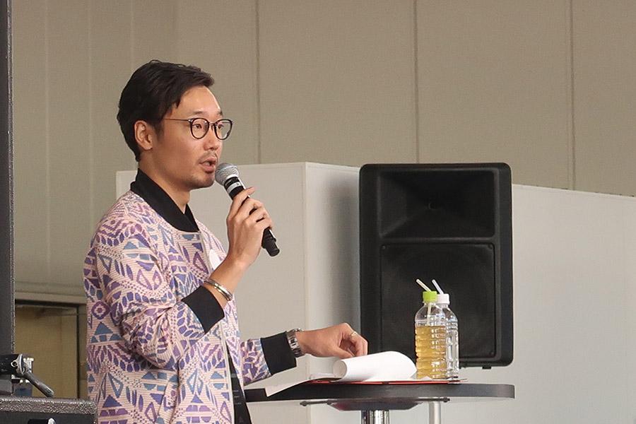 ファンキー加藤の曲を「関西で一番、かけているんじゃないかな」と語ったDJ遠藤淳