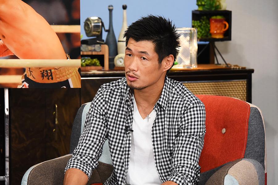 約1年半ぶりに小籔と対談した、ボクシング世界チャンピオンの長谷川穂積