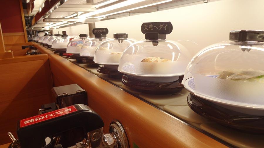 「無添くら寿司 東貝塚店」には珍しい天然魚をどんどん提供する予定
