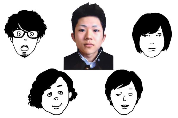 キュウソネコカミ(11/6・関西学院大学)