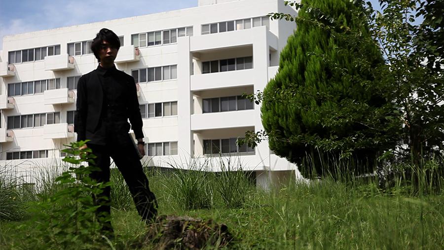 今回の天才、メディアアーティスト・落合陽一を担当したのは桐山照史