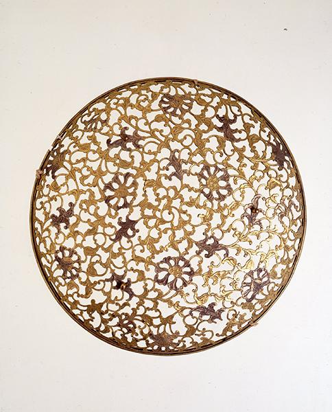 国宝 金銀鍍透彫華籠(神照寺) ※全期間展示