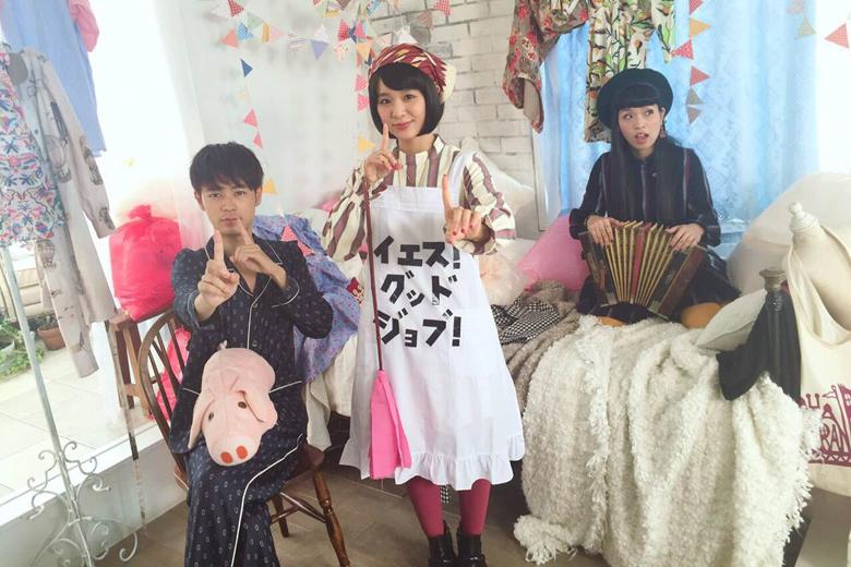 みくり(新垣結衣)の叔母、百合(石田ゆり子)の部下として出演している俳優・成田凌がMVに登場
