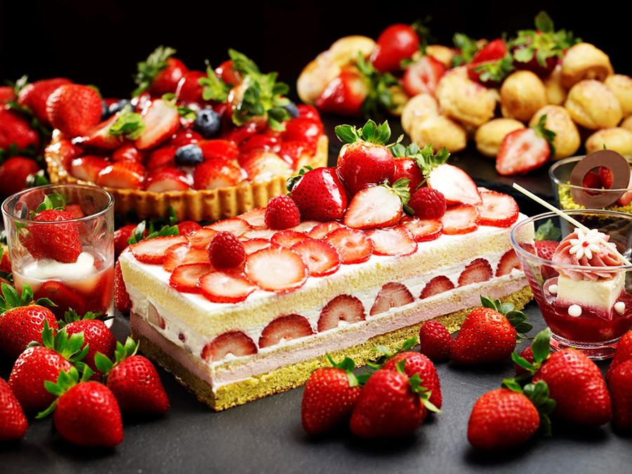 ショートケーキやタルトなどにも期待。写真はイメージ