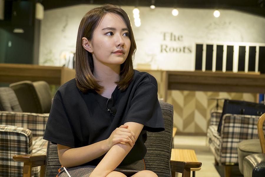 親が実業家のため「親の七光り」と言われても、一切気にしない強いハートの持ち主・女子大生社長・椎木里佳さん