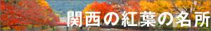 関西の紅葉名所