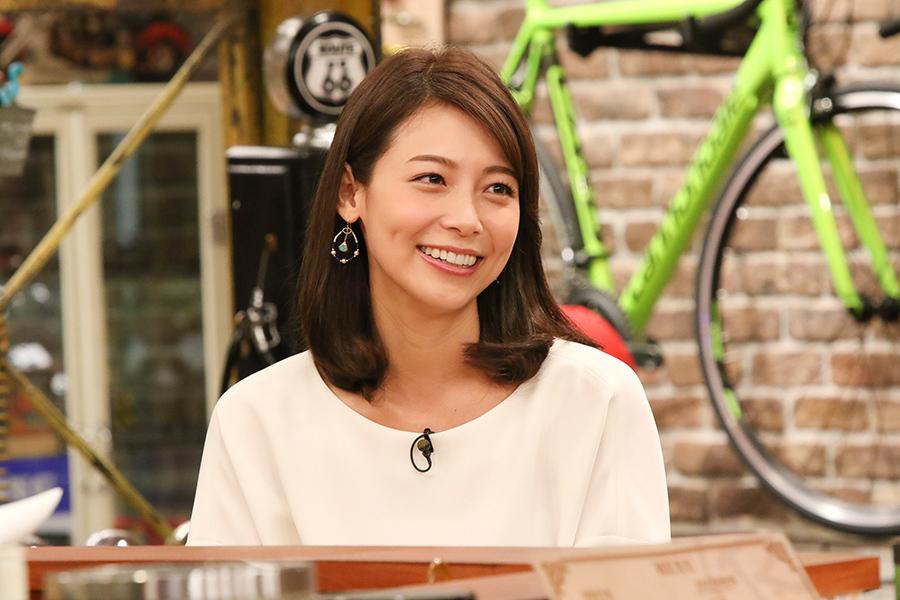 岡村・亮のトーク番組『おかべろ』にゲスト出演した女優・相武紗季