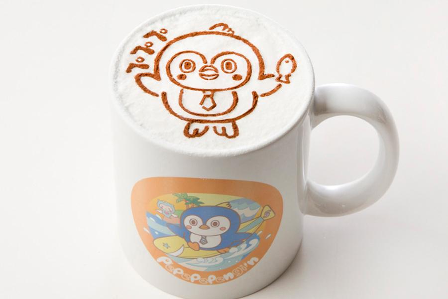 江ノ島ショーンラテ(マグカップ&コースター付)1,296円