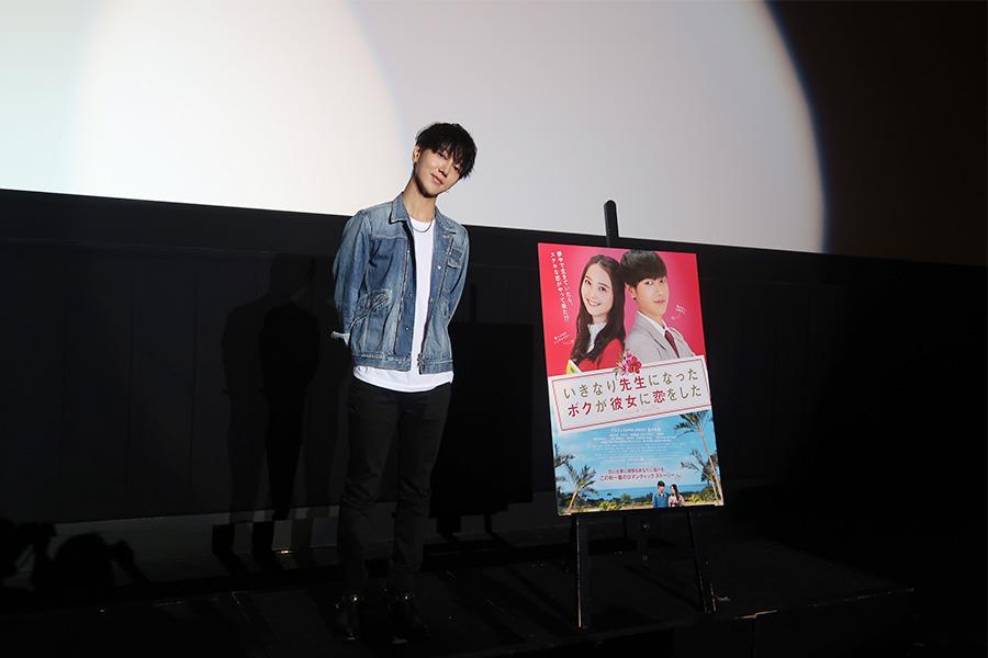 映画のために日本語のセリフを覚えた努力家のイェソン