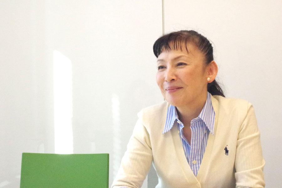 「呼吸感がすごい」と役者としての三谷幸喜をべた褒めの高泉淳子
