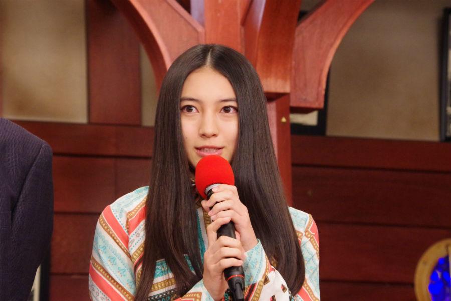 大人の世界に興味を持ったさくらのお姉さん役、山本五月を演じる久保田紗友