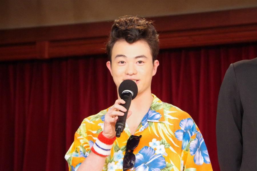 さくらや健太郎よりも学年がひとつ上で兄貴風を吹かす小澤龍一役の森永悠希