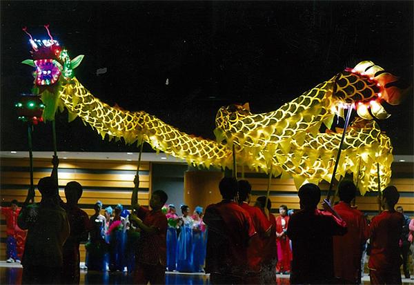 過去に開催された春節祭イベントの様子(『2017中国春節祭 in 大阪天王寺』、1月27日より)