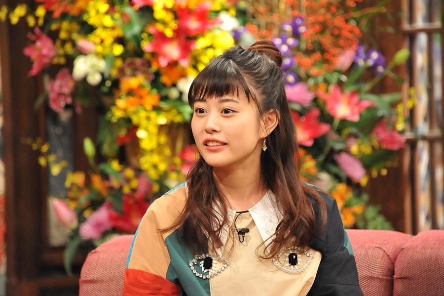 『新春大売り出し!さんまのまんま』にゲスト出演した女優・高畑充希