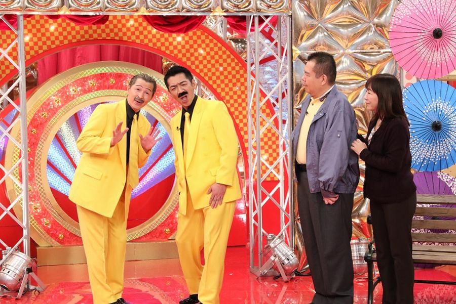 番組では、宮根誠司とアキ(吉本新喜劇)のコラボも実現