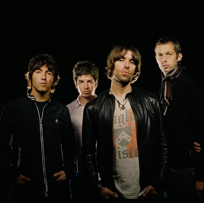 2009年に事実上解散した世界的ロックバンド・オアシス