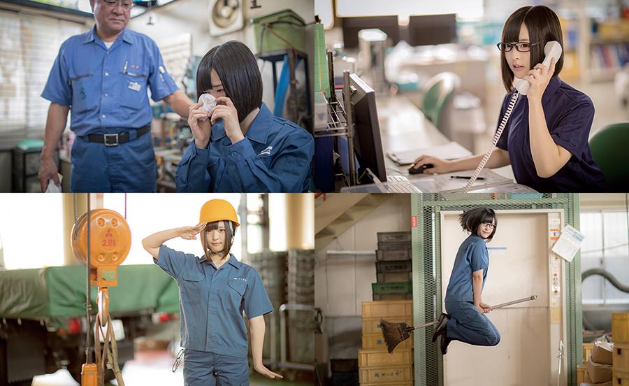 東大阪市の金属加工メーカー「オーミヤ」のカレンダー