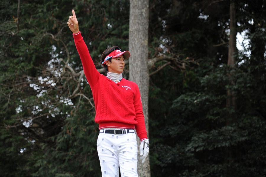 松山英樹とともに、日本ゴルフ界を牽引する石川遼 © ABC