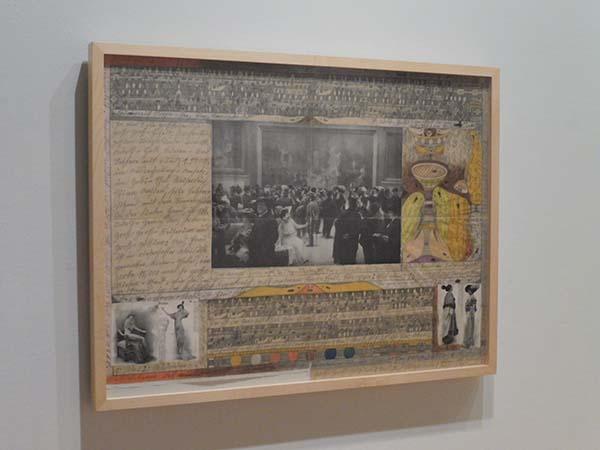 地理と代数の書《パリの=美術=展覧会にて》 1915年 ベルン美術館 アドルフ・ヴェルフリ財団蔵