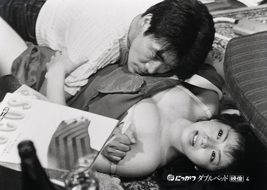 『ダブルベッド』(監督:藤田敏八、主演:大谷直子) © 日活