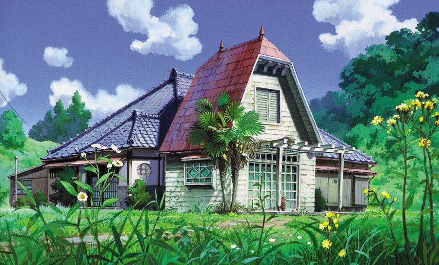 となりのトトロ (c) 1988 Studio Ghibli