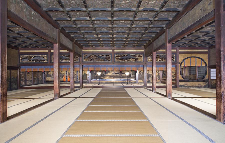 第1回の会場となる京都「本願寺 書院」