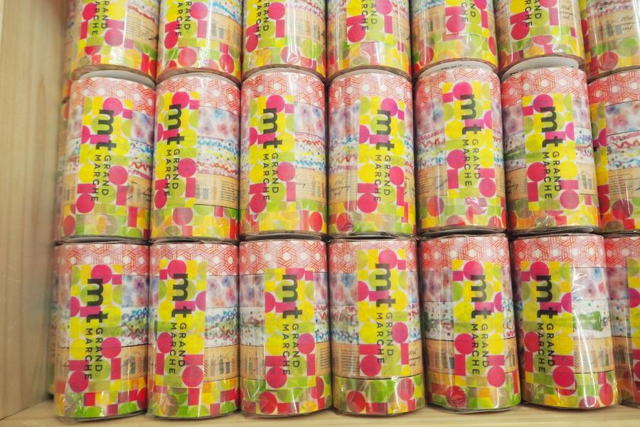 阪急梅田限定テープのコンプセット1296円