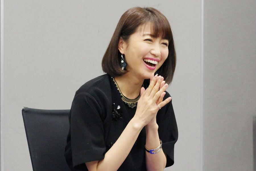 40年以上続く少女マンガ『王家の紋章』のミュージカル版に出演する新妻聖子。作品への愛が強く、うれしさのあまり初演の稽古では笑いが止まらなかったという(大阪公演は5月)