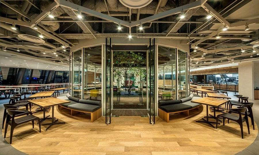 ヤンマー本社の社員食堂「Premium Marche OSAKA」が2月4日より一般開放。土日のランチ限定で